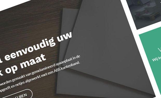 Site live! Plank-op-maat