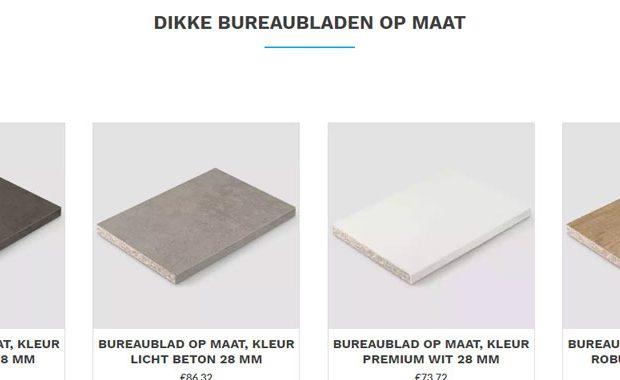 Site live bureaublad-op-maat